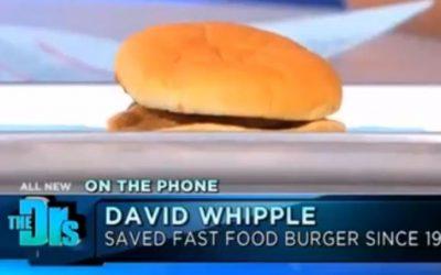 Beurk ! Mc Donald's : un hamburger resté intact après 14 ans